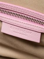 GIVENCHY Sugar Goatskin Small Antigona Bright Pink