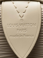 LOUIS VUITTON Epi Speedy 30 Ivory