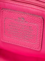 COACH 37711 Floral Rivets Leather Chelsea Crossbody Dahlia