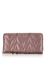 KATE SPADE Briar Lane Quilted Neda Metallic Oak
