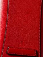 GIVENCHY Sugar Goatskin Mini Antigona Red