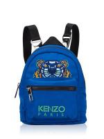 KENZO Tiger Mini Canvas Backpack Cobalt