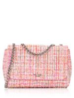 KATE SPADE Briar Lane Quilted Tweed Emelyn Pink Multi