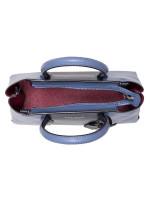 KATE SPADE Eva Split Small Top Zip Satchel Blueberry Cobbler Multi