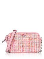 KATE SPADE Briar Lane Quilted Tweed Kendall Pink Multi