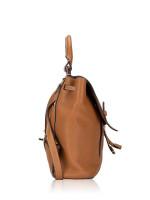 MICHAEL KORS Romy Leather Medium Bacpack Acorn