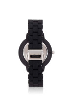 KATE SPADE KSW1609 Morning Side Silicon Watch Black