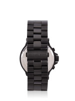 MICHAEL KORS Men MK8279 Dylan Stainless Black