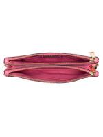 COACH 34265 Pebbled Leather Lyla Crossbosy Pink Ruby