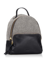 FOSSIL SHB2326005 Felicity Backpack Black White
