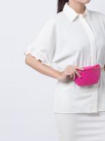 STEVE MADDEN SM36856 Belt Bag Pink