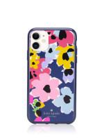 KATE SPADE iPhone 11 Wildflower Bouquet Case Blue Multi
