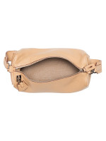 PRADA BR0093 Daino Box Mini Shoulder Bag Sabbia