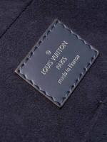 LOUIS VUITTON Epi Brooks Briefcase Navy