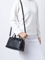 KATE SPADE Taffie Small Satchel Black