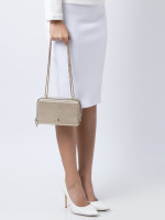 KATE SPADE Izzy Small Crossbody Pale Gold