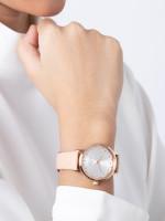 KATE SPADE KSW9000 Metro Stainless Watch Silver
